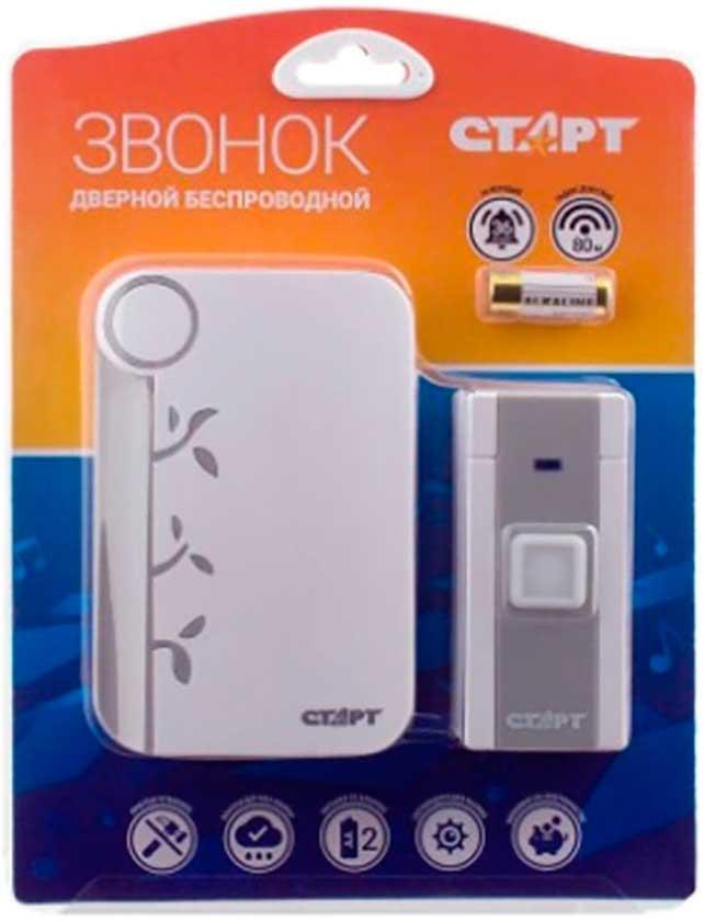 Купить Звонок беспроводной СТАРТ Б/З 003