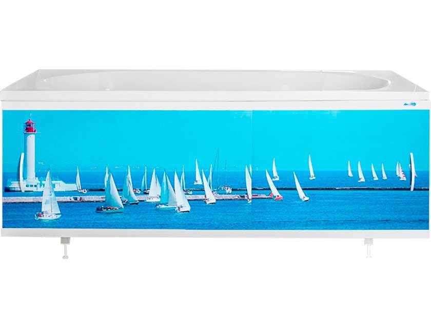 Купить Экран для ванны Ваннбок Регата 1, 5 м