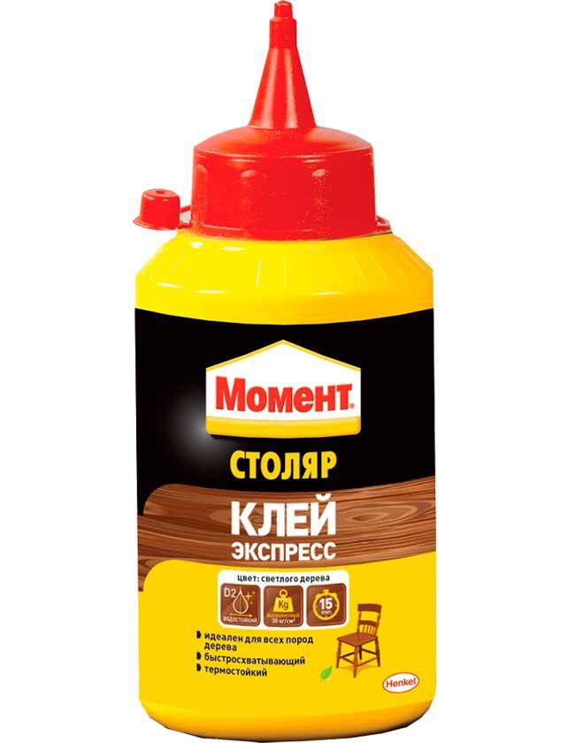 Купить Клей-экспресс Момент Столяр 250 г