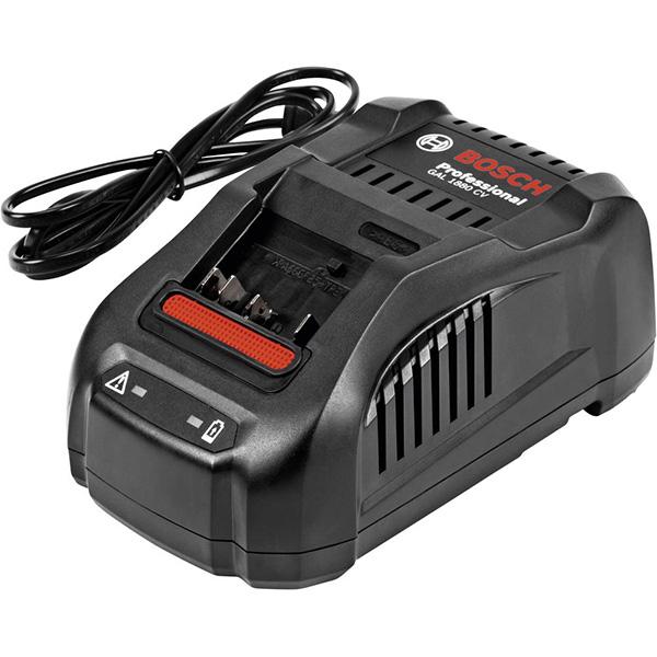 Купить Ак.Зарядное устройство BOSCH GAL 1880 CV (быстрозар.для Li-ion 14, 4В - 18В) 1600A00B8G