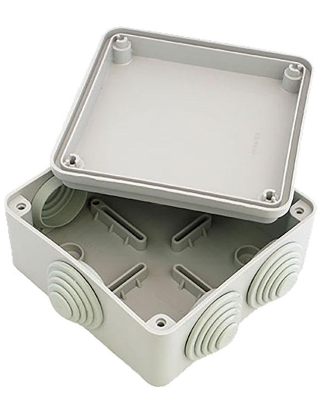 Купить Коробка монтажная прямоугольная С3В106 Б GUSI IP55