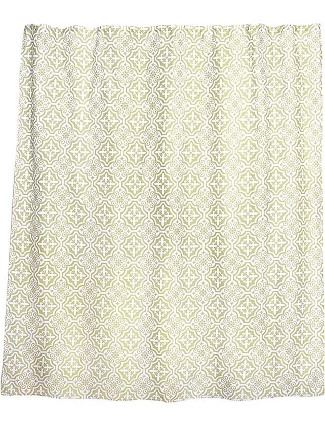 Купить Штора для ванной тканевая 180х200 см Fudjeira, арт. T624-5 (т.м WESS)