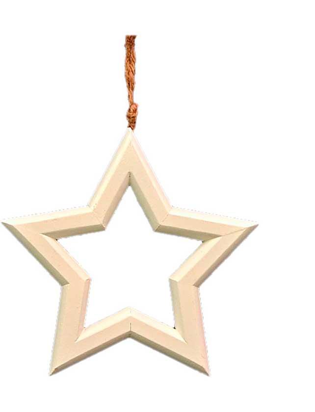 Купить Украшение-подвес Звезда, 20х18 см