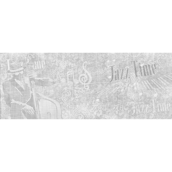 Купить Плитка Джаз Деко Контрабас стен 150х400, 151272