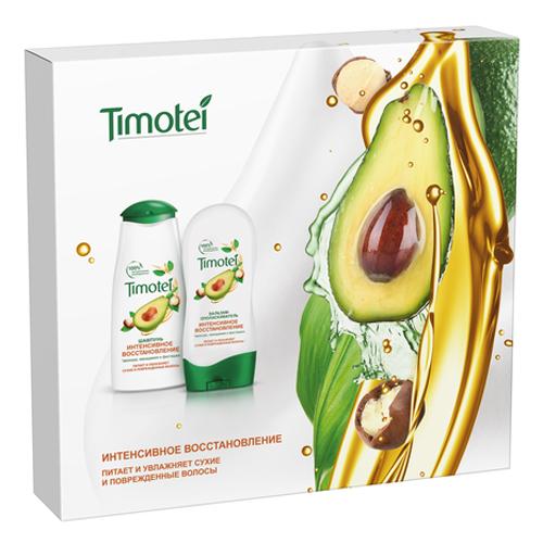 Купить Набор подарочный TIMOTEI Интенсивное восстановление.