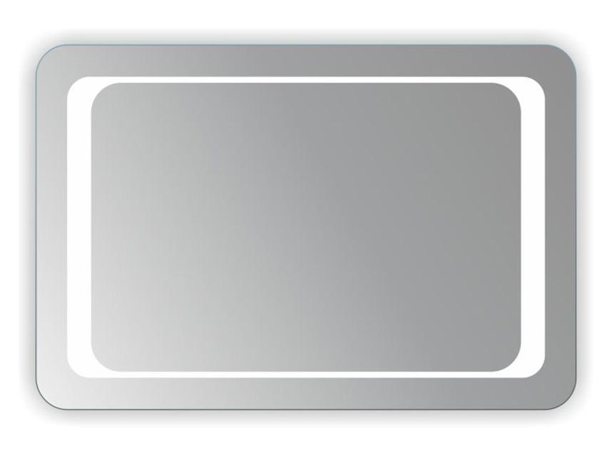 Зеркало с подсветкой ЗП-03, 850х575 мм  - купить со скидкой
