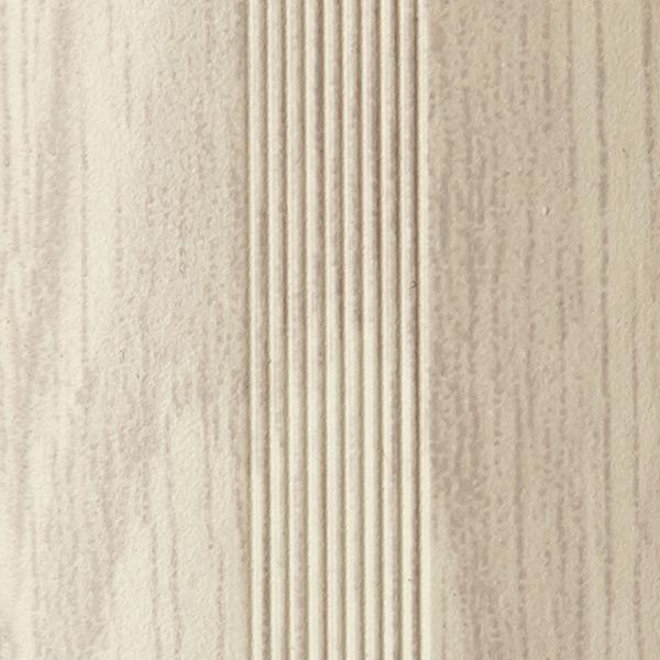 Купить Порог алюминиевый Decorule, груша белая 28мм х 1, 8м
