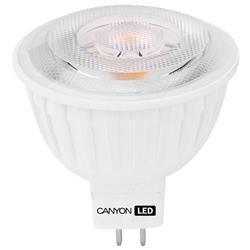 Купить Лампочка Canyon MR16 GU5.3 7.5W 220V 2700K 60°