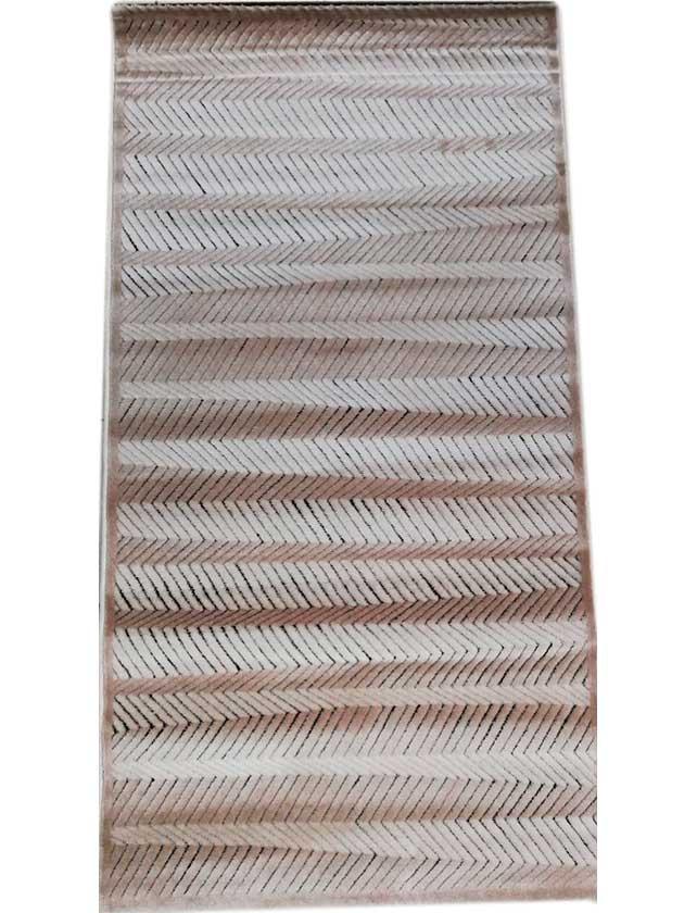 Купить Ковер Fialka M332Y_D.BEIGE/BEIGE, 0, 8х1, 5 м, прямоугольник