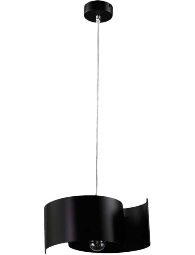 Купить Светильник подвесной (LOFT) Vixon 1 Black 284/1 (1*60Вт, Е27) Emibig