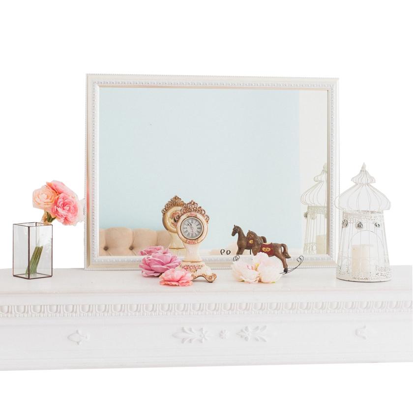 Купить Зеркало с рамой Р696-182 в комплекте, РБ 800х600 мм