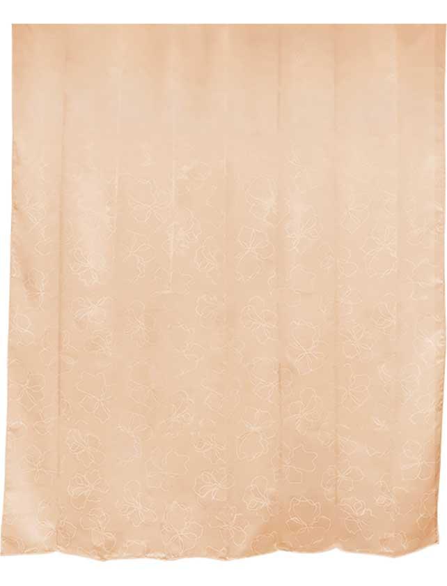 Купить Штора для ванной тканевая 180x200 см Reath beige. Арт. T594-6 (т.м WESS)