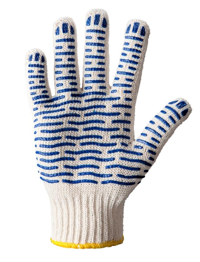 Купить Перчатки трикотажные Волна с ПВХ 621