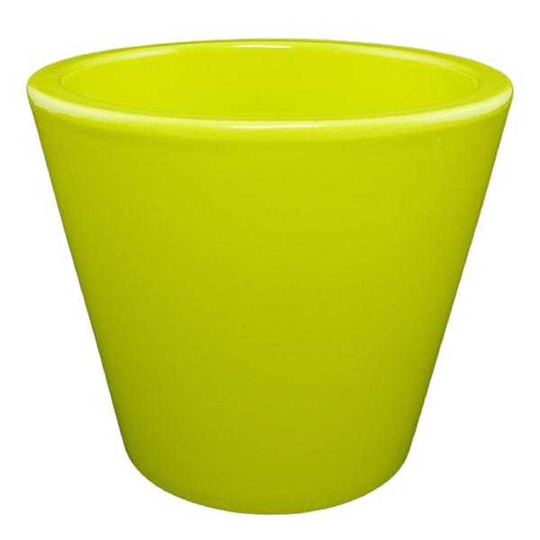 Купить Кашпо керам. 211 14 см светло-зеленый