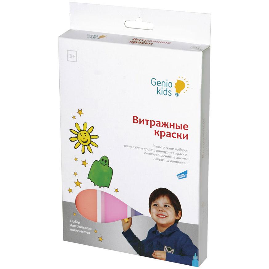 Купить Набор для детского творчества Витражные краски артикул 7303k