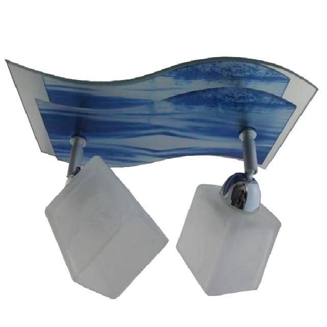Светильник подвесной НПБ 02-2х60-108 Миро072, 2х60 Вт  - купить со скидкой