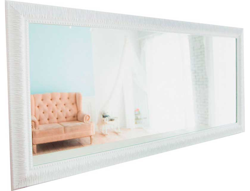 Купить Зеркало E527-114 c рамой в комплекте, 1400х700 мм