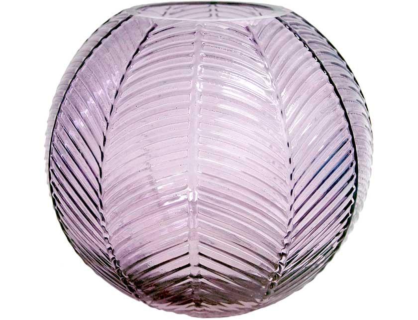 Купить Ваза Стокгольм-3 2710371446, Н-16, 5 см, розовая