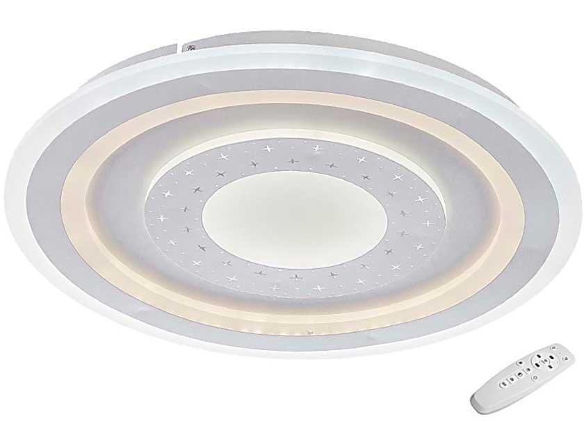 Фото #1: Светильник подвесной (LED) L8565 с пультом (106Вт, LED) Айтин-Про