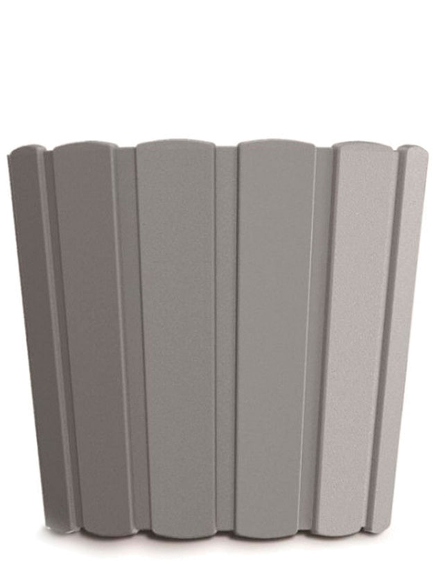 Купить Кашпо BOARDEE DDE120-405U серый 10см