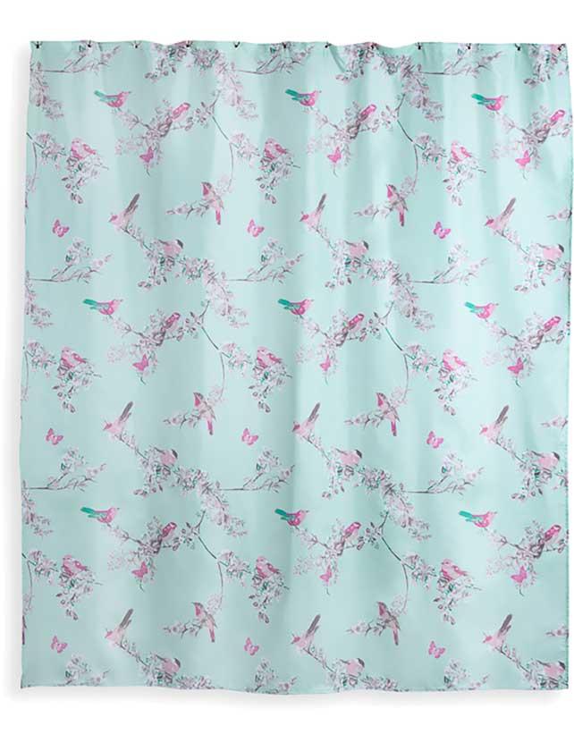 Купить Штора для ванной тканевая 180х200 см Arte, арт. T632-3 (т.м VERRAN)