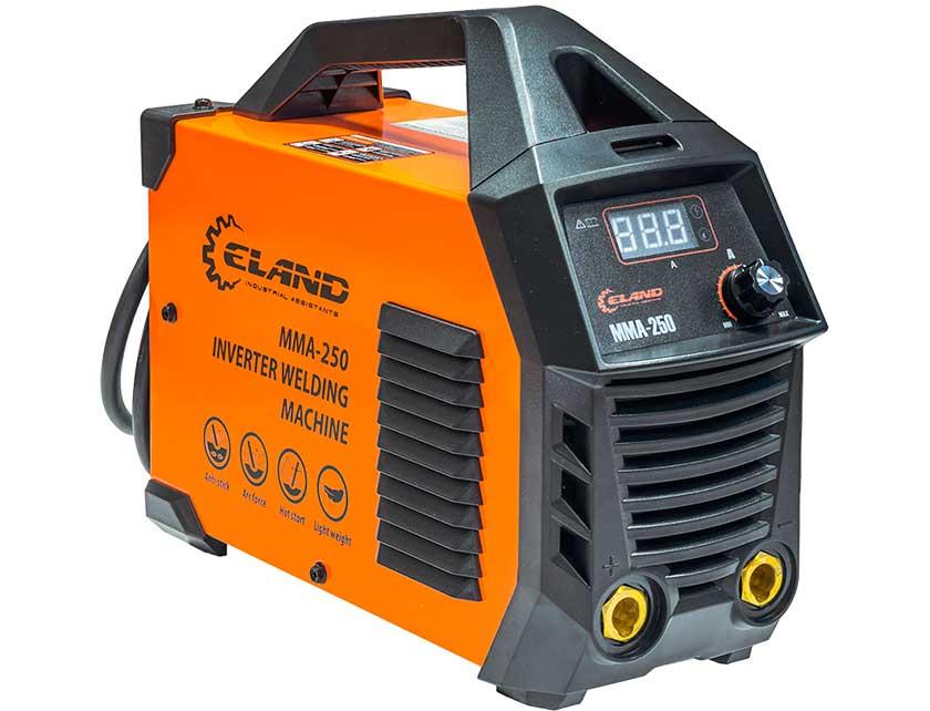 Купить со скидкой Аппарат сварочный инверторный ELAND MMA-250