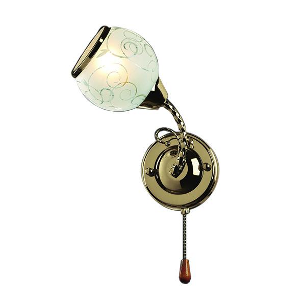 Купить Светильник настенный (бра) Универсал 1063 (1*40Вт, E14) Максисвет