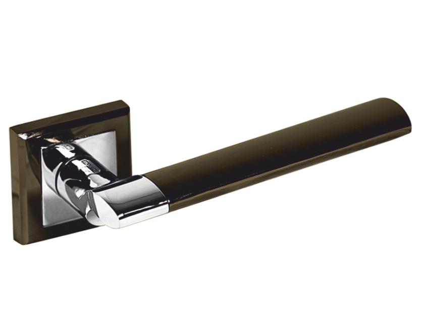 Купить Ручки раздельные PALIDORE 219BH/PC черный никель/хром