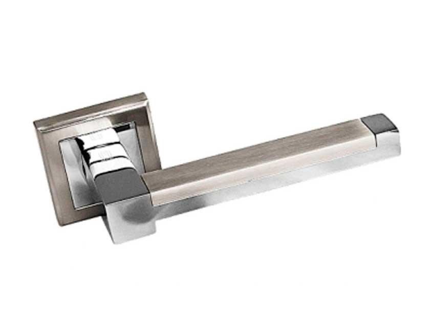 Купить Ручки раздельные PALIDORE 289HH/PC белый никель/хром