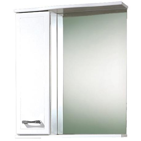 Купить Полка зеркальная Ника 60 AN.04.60.00.L, 700х600х160 мм