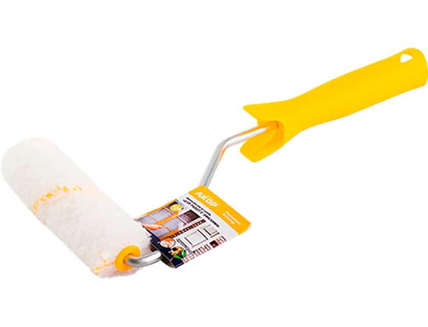 Купить Валик 150 для эмалей полиамид, желтая ручка