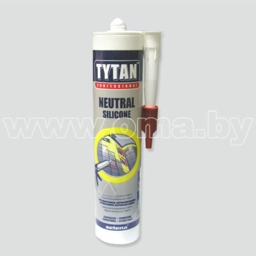 Купить Силикон Tytan Professional нейтральный белый 310мл