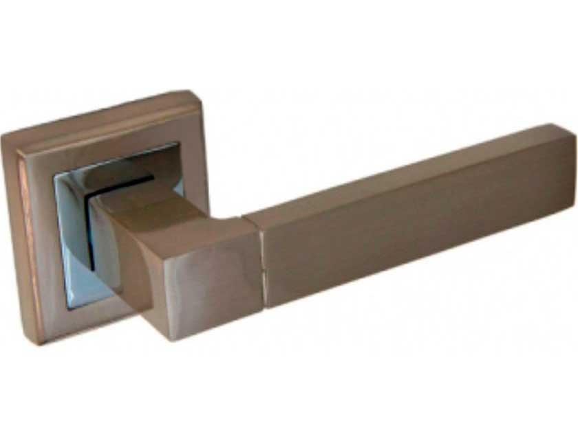 Ручки раздельные PALIDORE A-202HH белый никель  - купить со скидкой