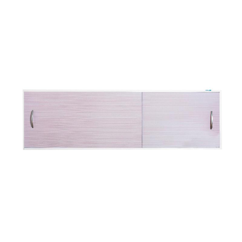 Купить Экран для ванны Ваннбок Розовый 1, 5 м