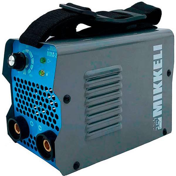 Купить со скидкой Аппарат сварочный инверторный MIKKELI MMA-210