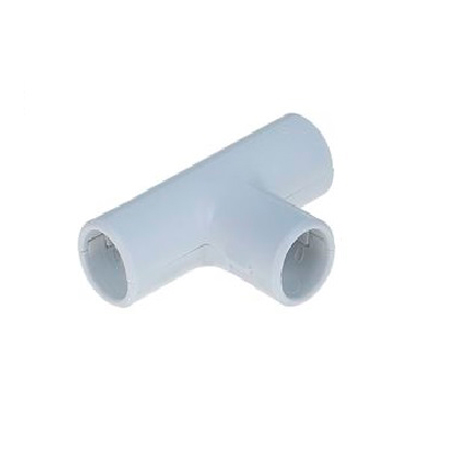 Купить Тройник соединительный для трубы TDM, d-20 мм, 5 шт, SQ0405-1022