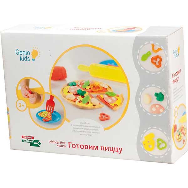 Купить Набор для детского творчества Готовим Пиццу артикул TA1036V