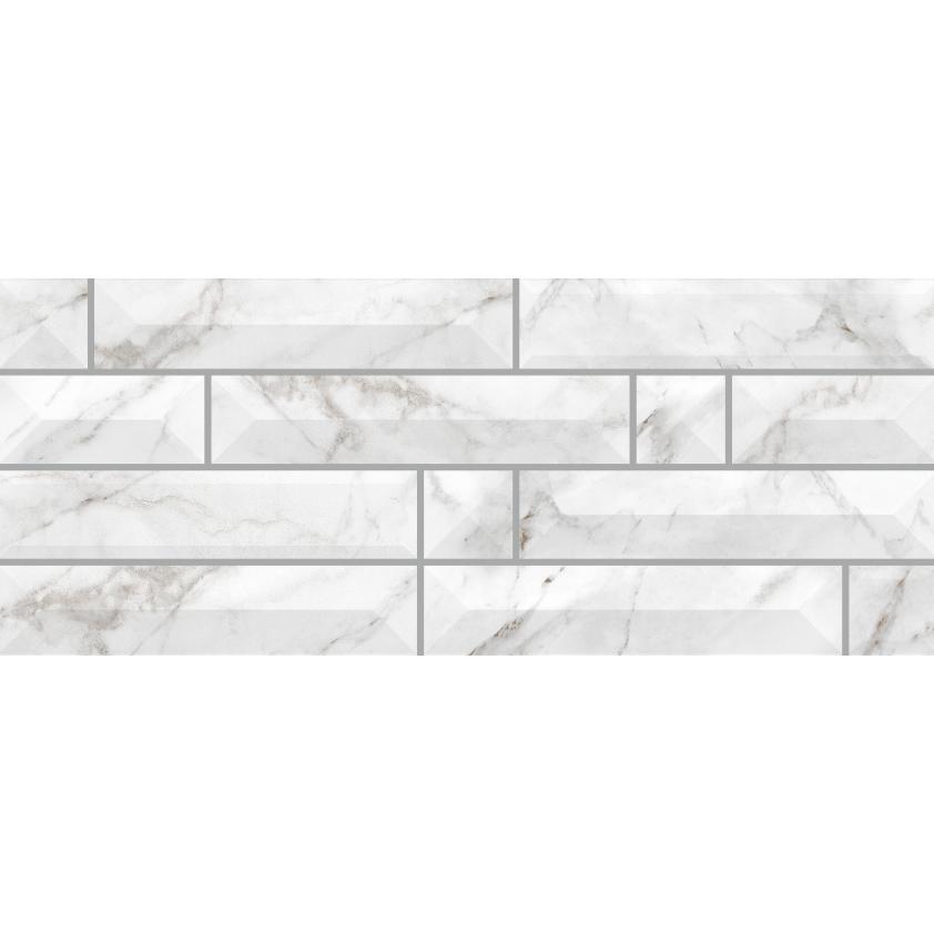 Купить Плитка Керамин Атлантида 7С стен белая 500х200 мм