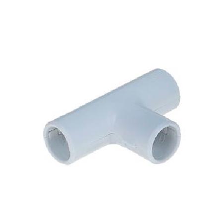 Купить Тройник соединительный для трубы TDM, d-25 мм, 5 шт, SQ0405-1023