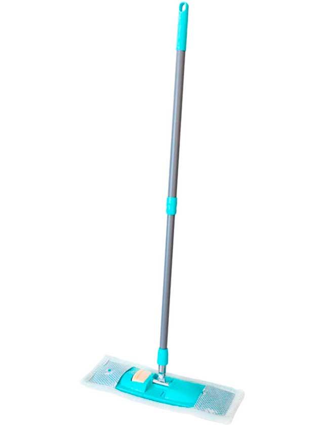 Купить Швабра плоская с телескопической рукояткой, 51048017