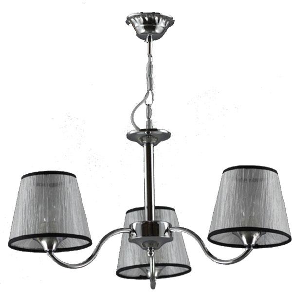 Купить Светильник подвесной (CL) Сфера НСБ 04-3х60-333 12316/3 хром Б (3*60Вт, Е27) ООО Белсветоимпорт