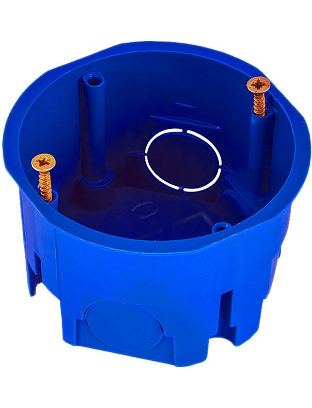 Коробка монтажная круглая С3М2 GUSI IP30  - купить со скидкой