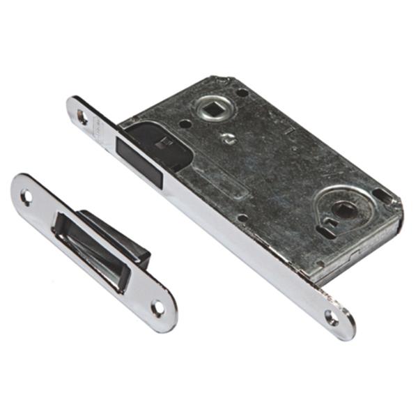 Купить Защелка дверная магнитная L 2090 SN матовый хром
