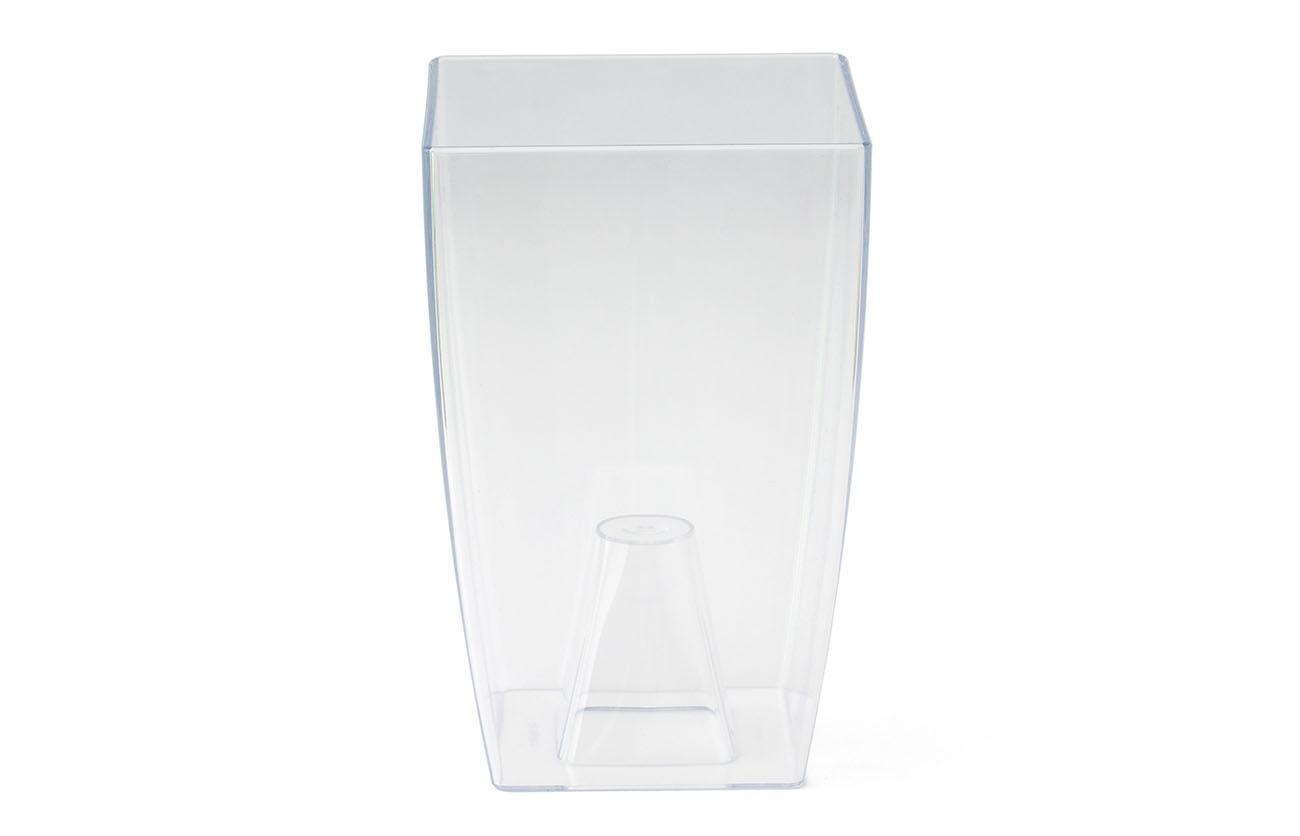 Купить Ваза для орхидей большая 125x125x195(арт.Т3120) прозрачный, пластик