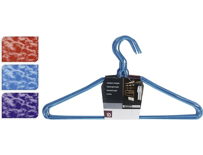 Купить Набор вешалок для одежды Storage Solutions Y64555550, 10 шт