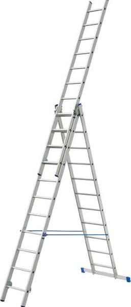 Купить Лестница трехсекционная Elkop HOBBY VHR H 3x13