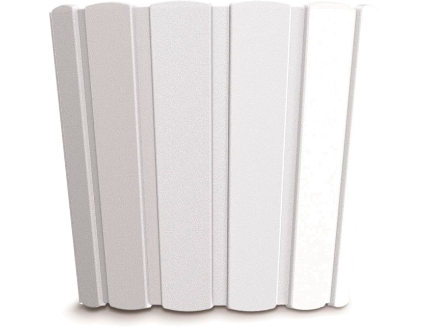 Купить Кашпо BOARDEE DDE170-S449 белый 15см