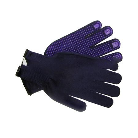 Купить Перчатки Файбер Таф вязанные с ПВХ размер 9, 76-501
