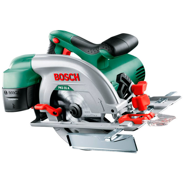 Купить Дисковая пила Bosch PKS 55 A, 0603501020