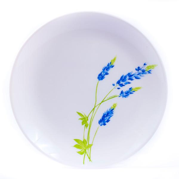 Купить Тарелка десертная стеклокерамическая Diwali Seine blue, 19 см, L5672